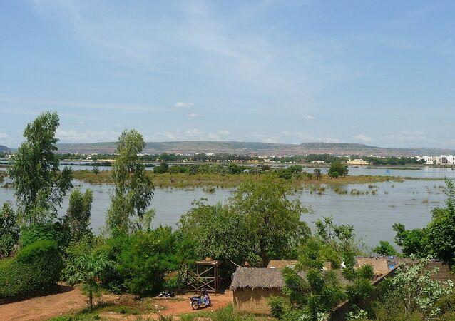 Río Níger (archivo)