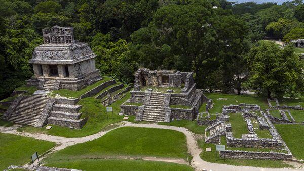 Palacio de Palenque - Sputnik Mundo