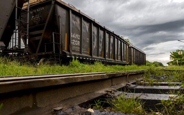 Ferrocarril en Palenque - Sputnik Mundo
