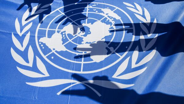 Bandera de la ONU - Sputnik Mundo