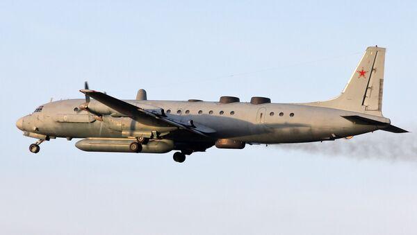 Un Il-20 ruso - Sputnik Mundo