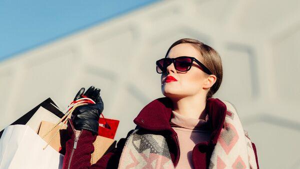Mujer compras - Sputnik Mundo