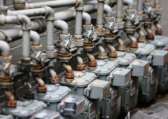 Tubería de gas (imagen referencial)