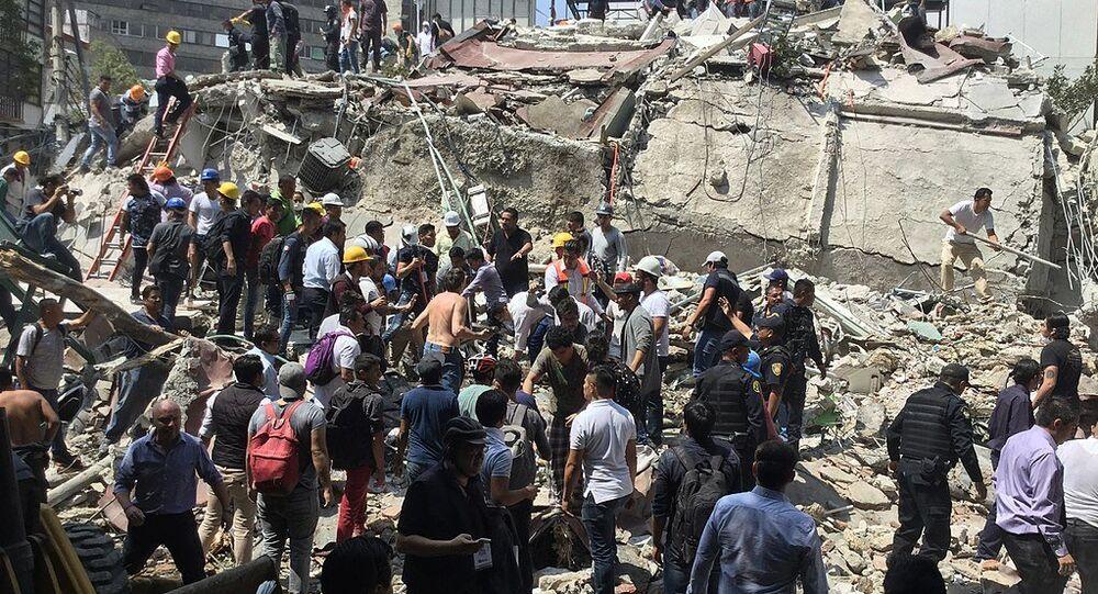 Terremoto de 2017 en México