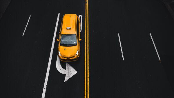 Un taxi (imagen referencial) - Sputnik Mundo