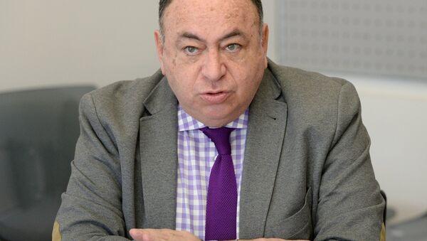 Julio Prado Espinosa, embajador de Ecuador en Rusia - Sputnik Mundo