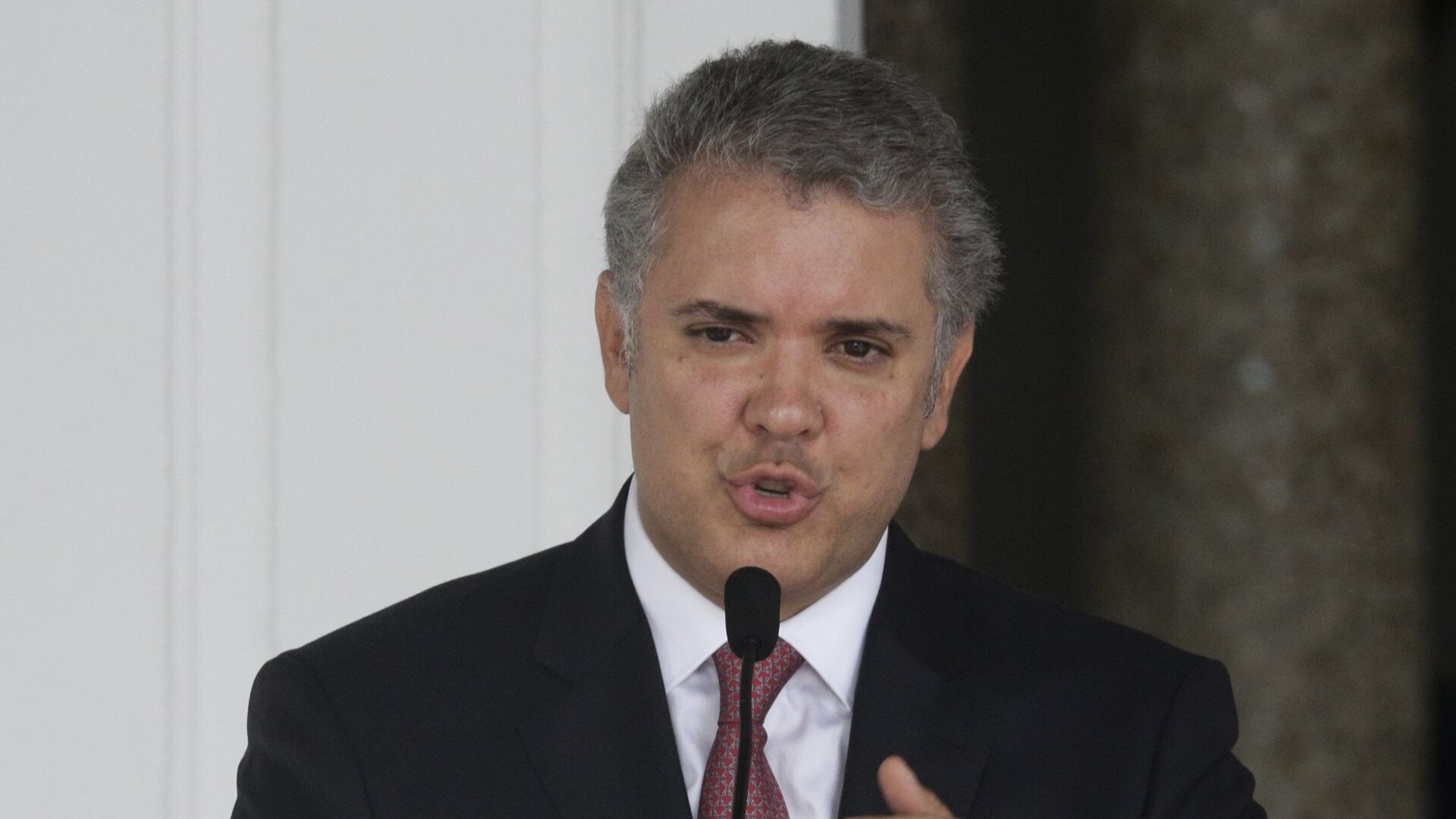 Iván Duque, presidente de Colombia - Sputnik Mundo, 1920, 11.05.2021