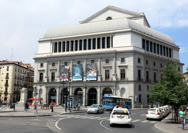 Teatro Real de Madrid (archivo)