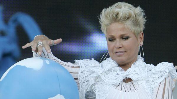 Xuxa, cantante y presentadora brasileña - Sputnik Mundo