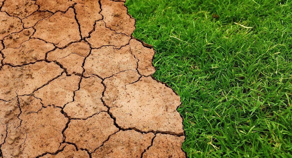 Cambio climático (imagen referencial)
