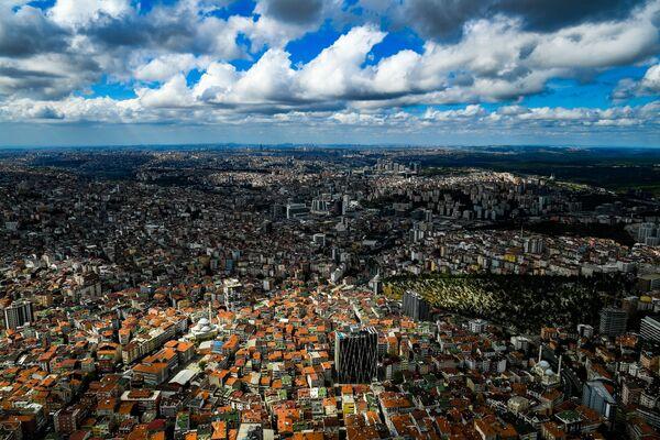 Estambul, a vista de pájaro. - Sputnik Mundo