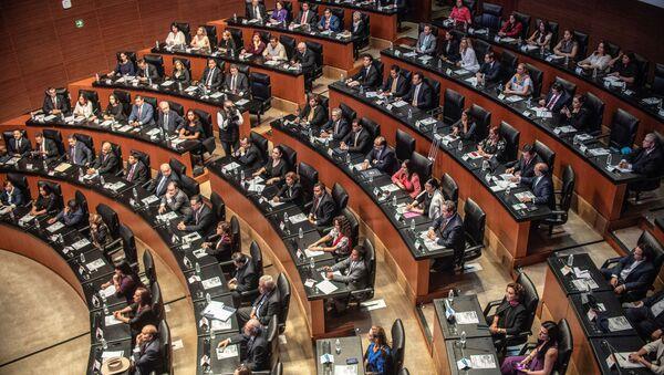 Senado mexicano - Sputnik Mundo