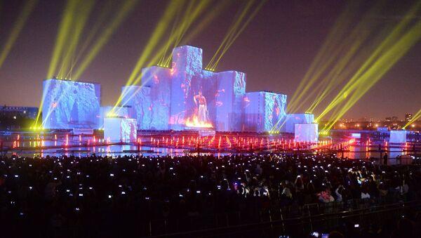 VIII Festival Internacional Círculo de Luz de Moscú - Sputnik Mundo