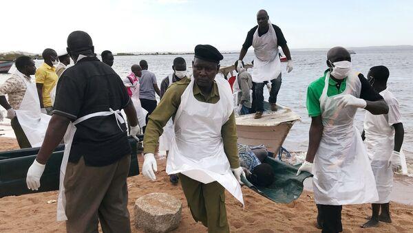 Naufragio del ferri MV Nyerere en Tanzania - Sputnik Mundo