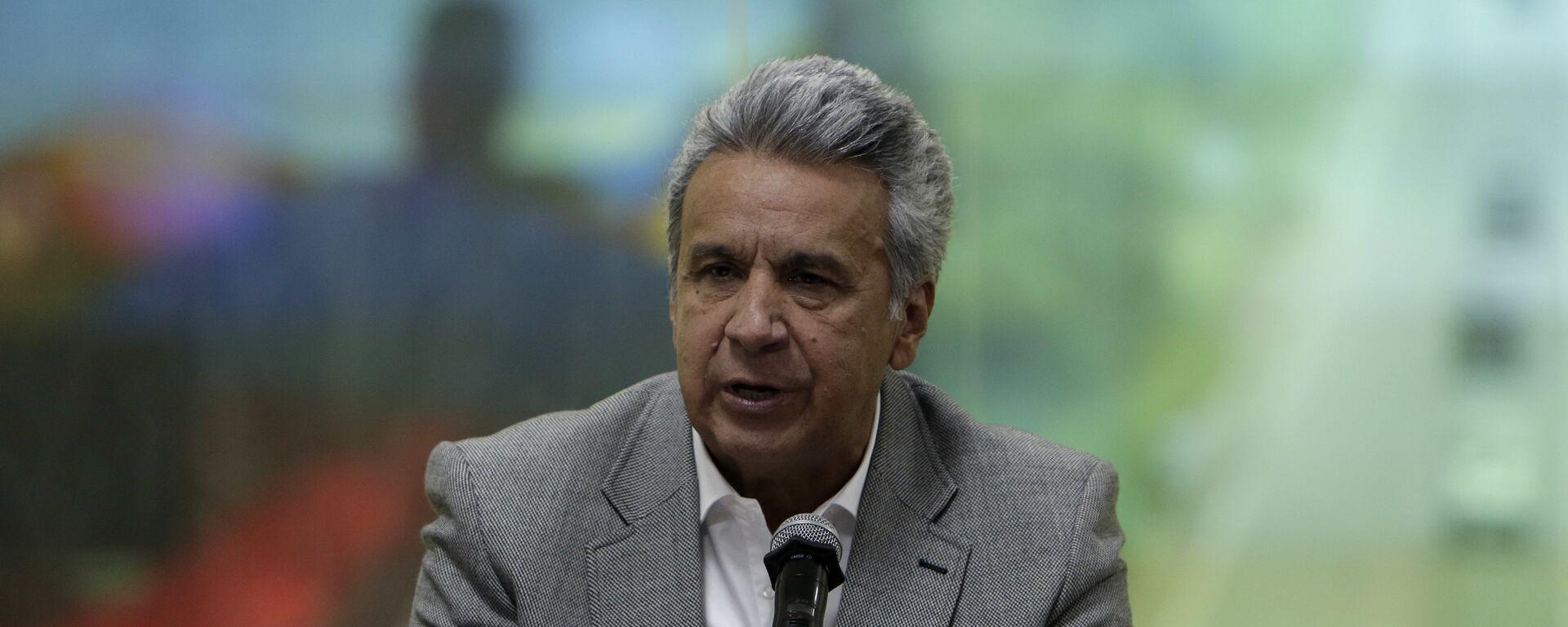 Lenín Moreno, presidente de Ecuador - Sputnik Mundo, 1920, 13.05.2021