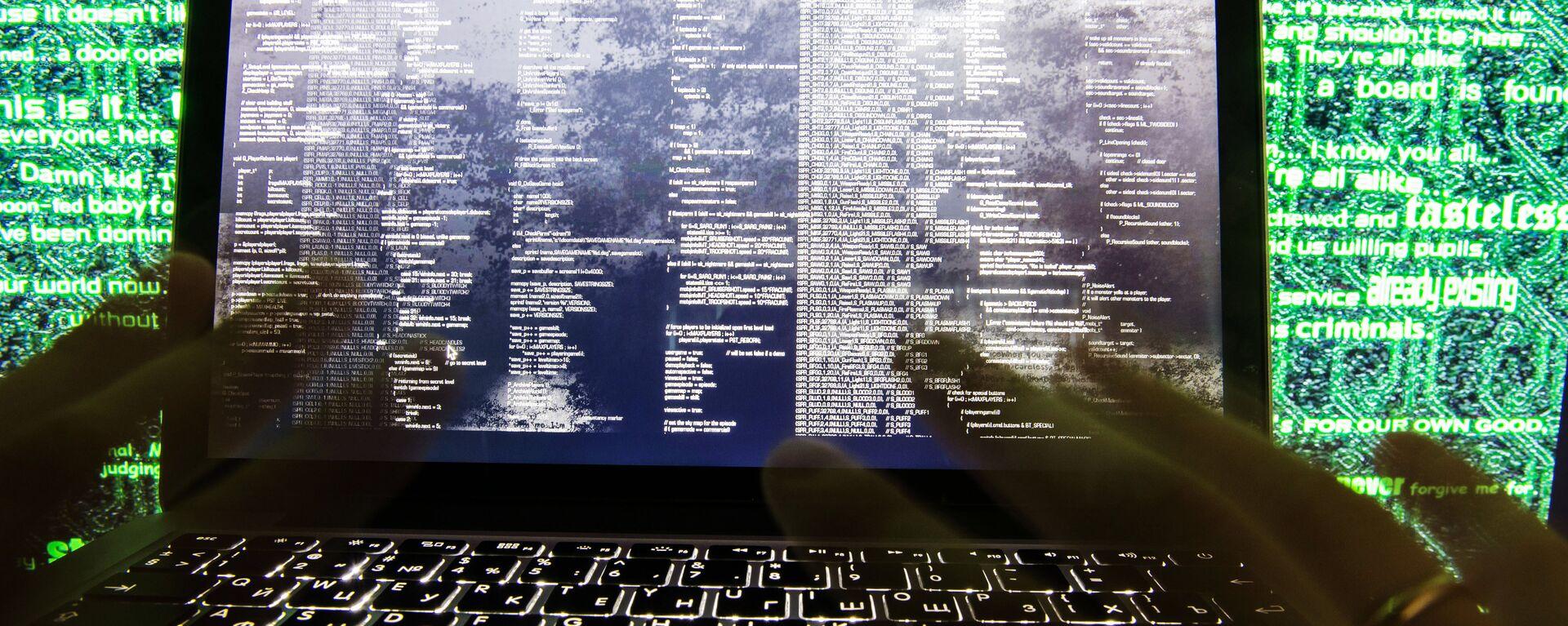 Ransomware attacks global IT systems - Sputnik Mundo, 1920, 25.06.2021