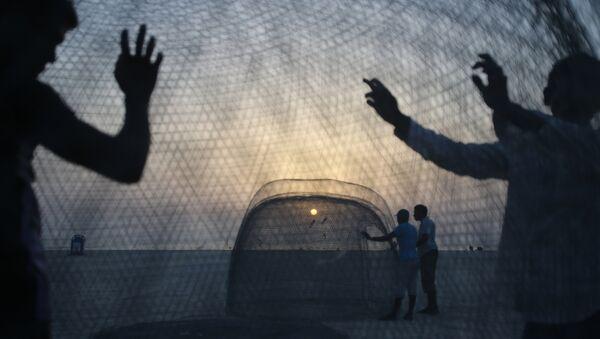 Trampas para peces - Sputnik Mundo