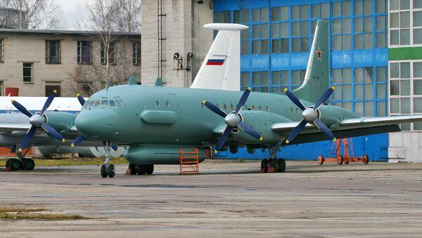 Avión Il-20 - Sputnik Mundo