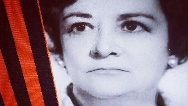 Carmen de los Ríos Sánchez - Sputnik Mundo