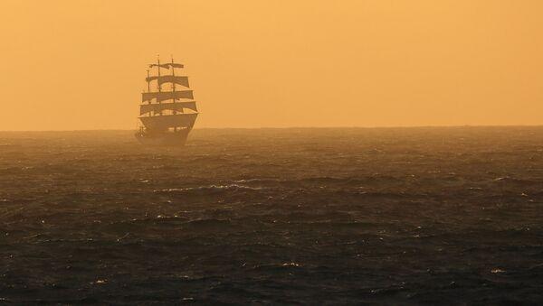 Un barco (imagen referencial) - Sputnik Mundo