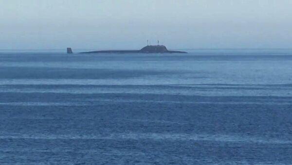 El submarino de la clase Yasen-M Severodvinsk - Sputnik Mundo