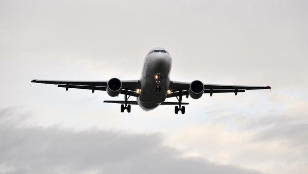 Un Airbus de Air France - Sputnik Mundo