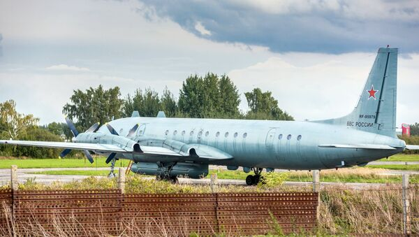 Avón ruso Il-20 (archivo) - Sputnik Mundo