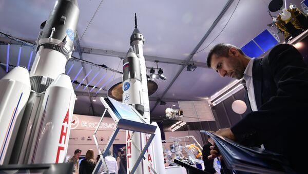 Maqueta del cohete Angara A5 - Sputnik Mundo