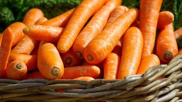 Zanahorias - Sputnik Mundo