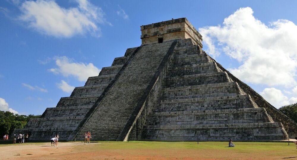 La Pirámide de Kukulkán