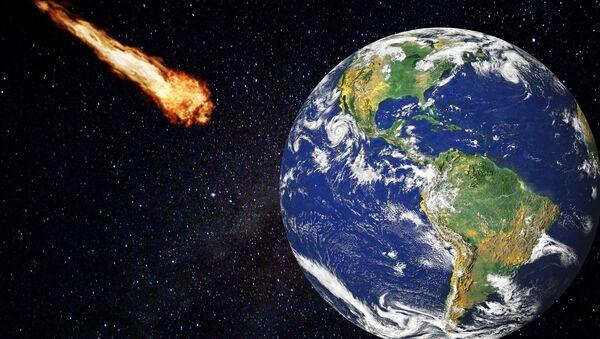 Asteroide se acerca a la Tierra - Sputnik Mundo