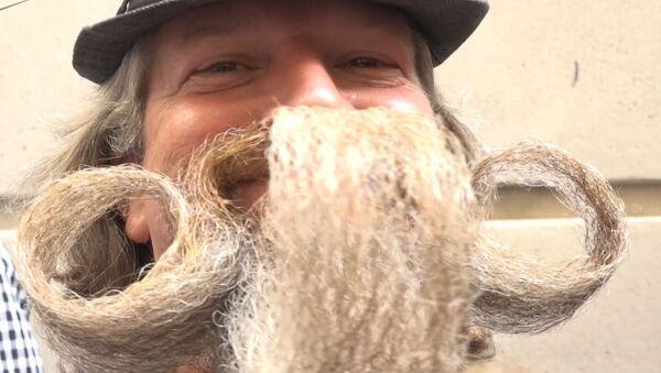 Un campeonato en EEUU reúne las barbas más creativas e insólitas del planeta - Sputnik Mundo
