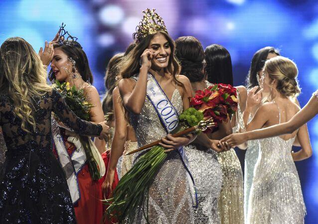 Eligen en Medellín la nueva Miss Colombia