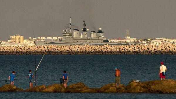 Base naval de Rota, España (archivo) - Sputnik Mundo