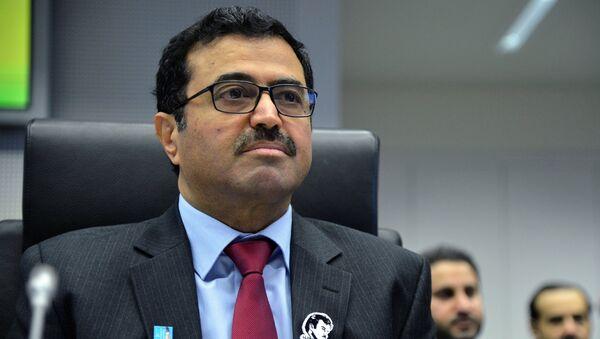 Ministro de Energía e Industria de Catar, Mohammed Saleh Sada (archivo) - Sputnik Mundo
