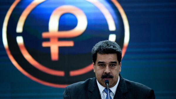 El presidente de Venezuela, Nicolás Maduro (archivo) - Sputnik Mundo