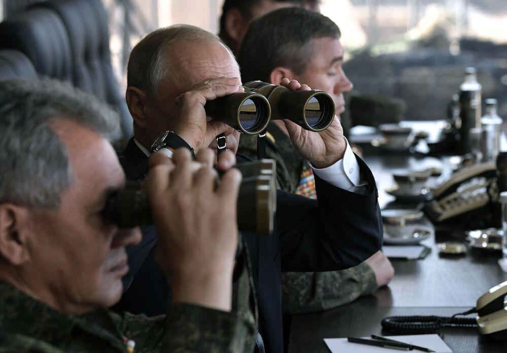 ¡Feliz cumpleaños, señor presidente! Vladímir Putin cumple 66 años