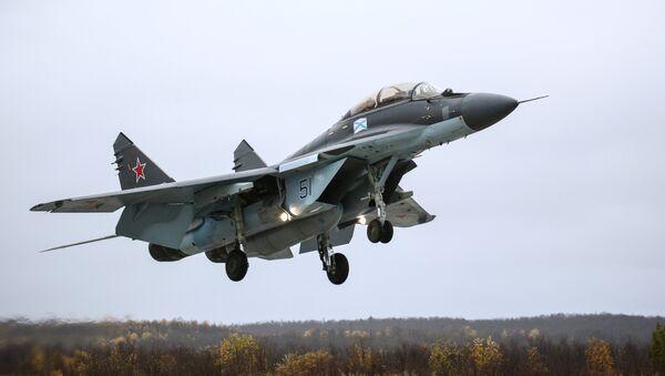 El caza ruso MiG-29 - Sputnik Mundo