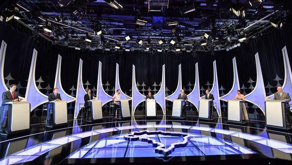 Debate entre algunos de los candidatos a la Presidencia de Brasil - Sputnik Mundo