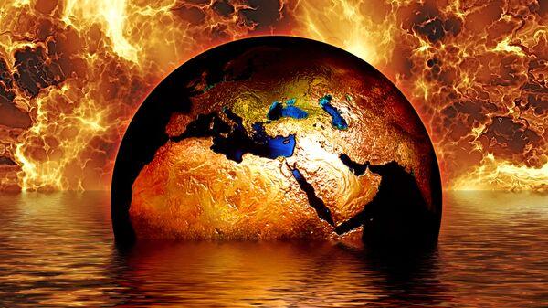 Cambio climático, imagen referencial - Sputnik Mundo