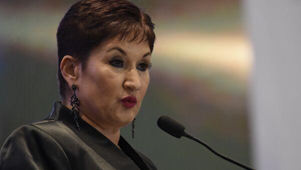 La ex fiscal general de Guatemala, Thelma Aldana (2014-2018) - Sputnik Mundo