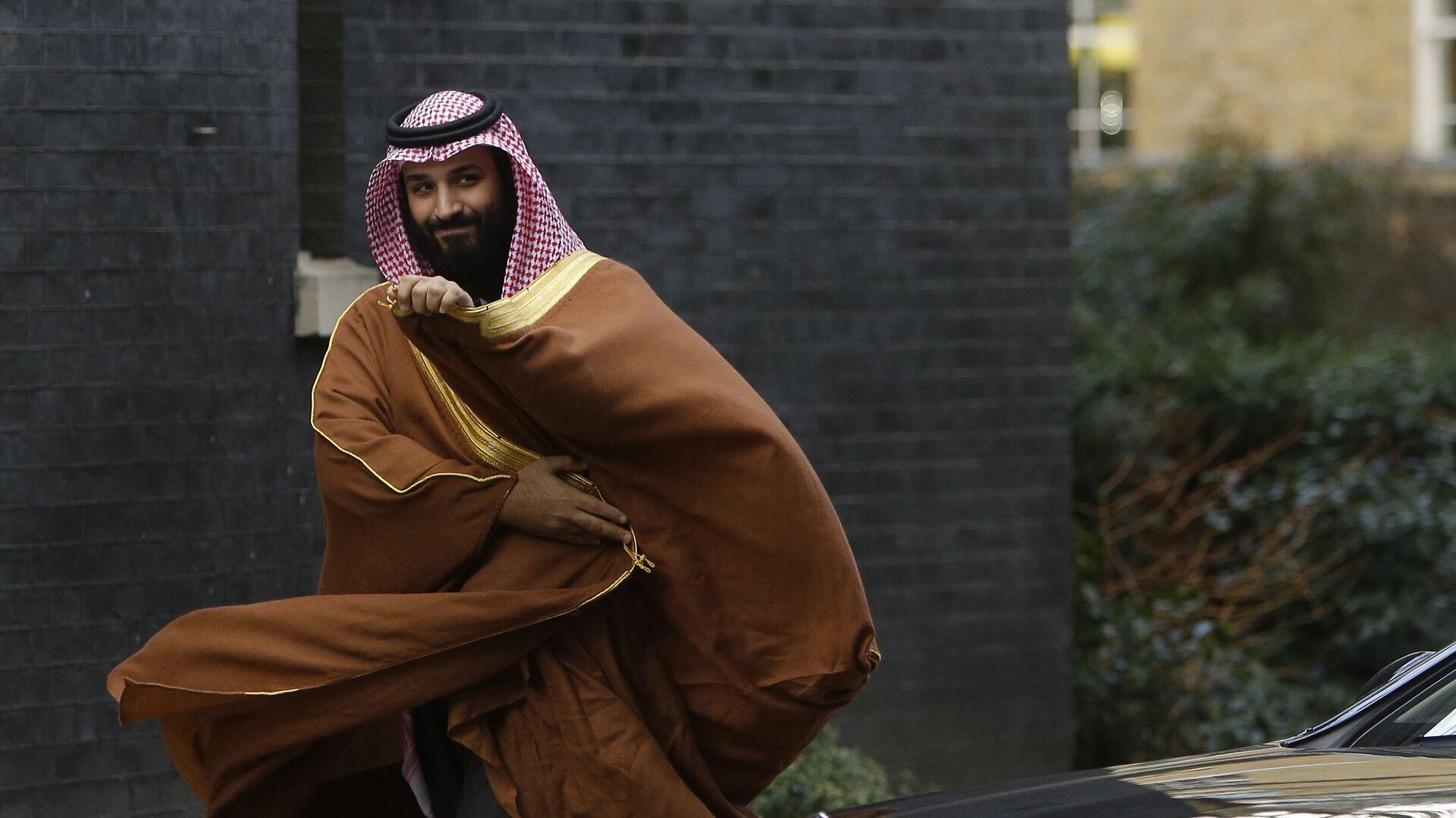 Mohamed bin Salman, príncipe heredero de Arabia Saudí - Sputnik Mundo, 1920, 02.03.2021