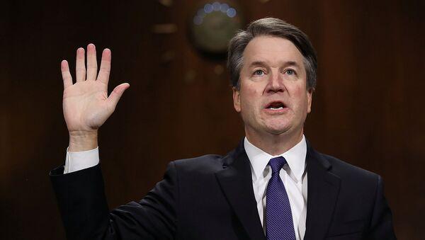 Brett Kavanaugh, candidato a Corte Suprema de EEUU - Sputnik Mundo