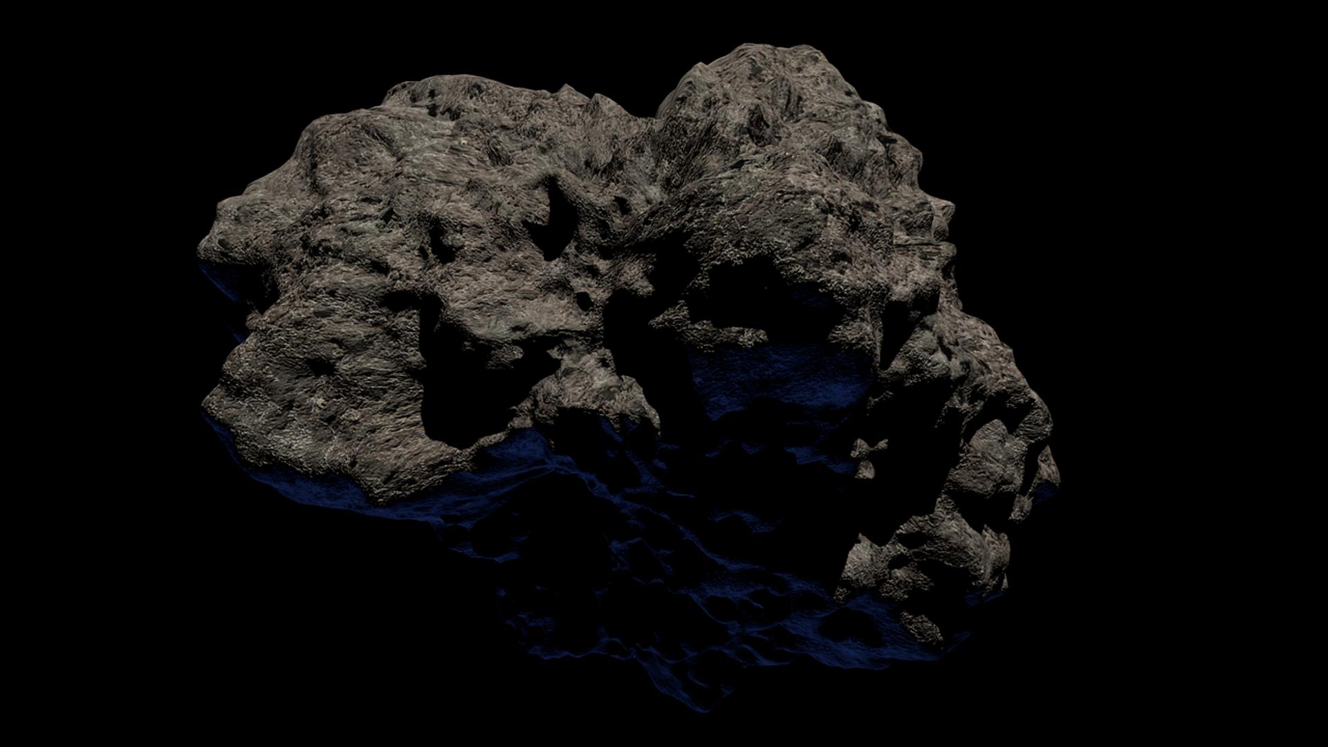 Un meteorito (imagen referencial) - Sputnik Mundo, 1920, 20.03.2021