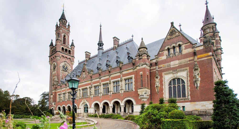 La Corte Internacional de Justicia de la Haya, Holanda