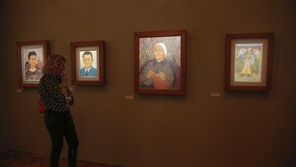 Exposición de Frida Kahlo - Sputnik Mundo