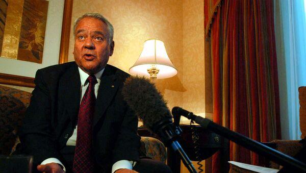 Gonzalo Sánchez de Lozada, el expresidente boliviano (2002-2003) - Sputnik Mundo