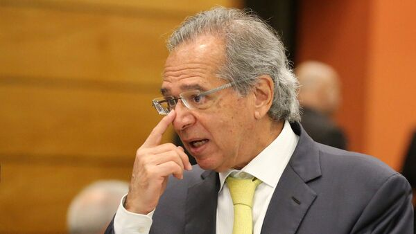 Paulo Guedes, candidato al Ministerio de Economía de Brasil si ganase Jair Bolsonaro en las elecciones presidenciales - Sputnik Mundo
