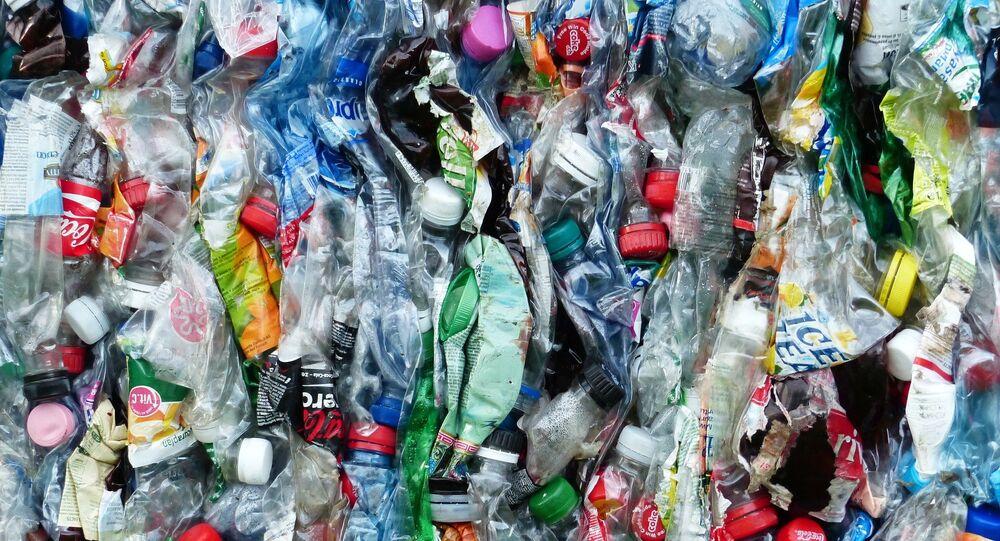 Basura de plástico (imagen referencial)