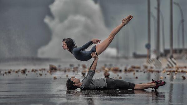 Grettel Morejón y Rafael Quenedit, bailarines del Ballet Nacional de Cuba - Sputnik Mundo